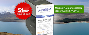MorEpa Platinum - Nyt 51 eur (suos. 56 eur)