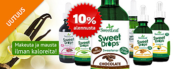 Uutuustuote Sweet Drops!