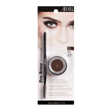 1 set - Dark brown - 3 in 1 Brow Pomade