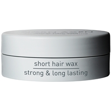 Short Hair Wax - Strong & Long Lasting