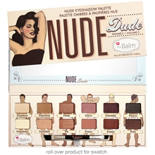 Nude Dude - Eyeshadow Palette