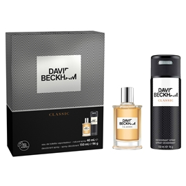 David Beckham Classic - Gift Set