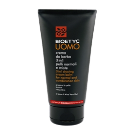 Bioetyc Uomo 3 in 1 Shaving Cream Balm