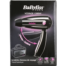 BaByliss 5250E Travel 1200W