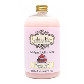 Raspberry & Rose Bath Créme