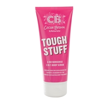 Cocoa Brown Tough Stuff - 3 In 1 Body Scrub