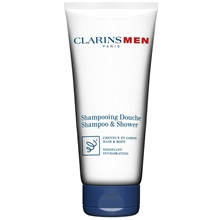 ClarinsMen Total Shampoo - Hair & Body