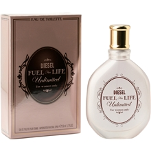 Fuel For Life Unlimited For Her -  Eau de toilette