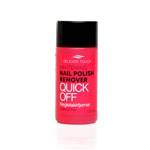 Delicate Touch Whitening Nail Polish Remover