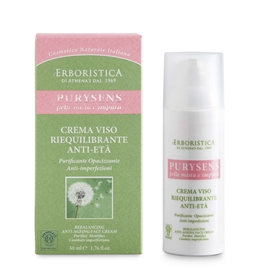 Purysens Rebalancing Anti Ageing Face Cream