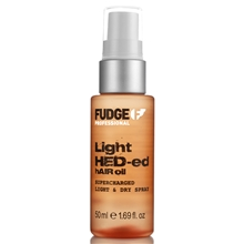 Light Hed Ed Hair Oil