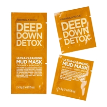 Deep Down Detox - Cleansing Mud Mask Sachet