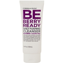 Be Berry Ready Daily Foaming Cleanser