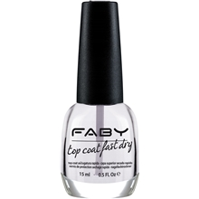 Faby Top Coat Fast Dry