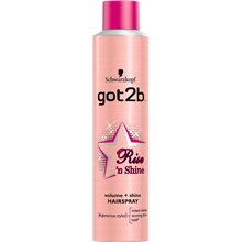 got2b Rise 'n Shine Hairspray