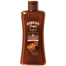 Tropical Tanning Oil