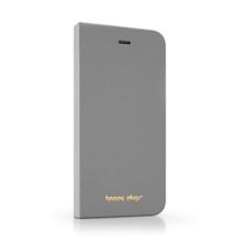 happy-plugs-iphone-66s-flip-case-grey