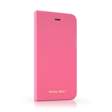 happy-plugs-iphone-66s-flip-case-pink