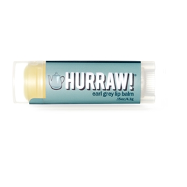 Hurraw Earl Grey Lip Balm