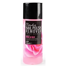Claudia Nail Polish Remover Rose
