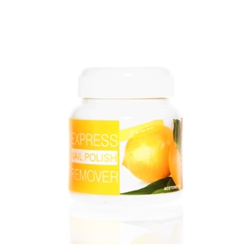 Express Nail Polish Remover Lemon
