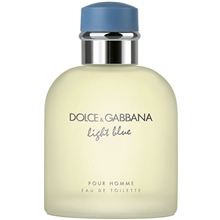 Light Blue Pour Homme - Eau de toilette Spray