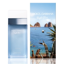 50 ml - Light Blue Love in Capri