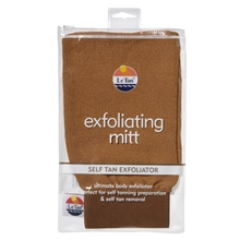 Exfoliating Mitt - Self Tan Exfoliator