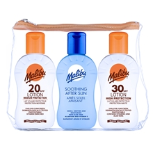 Malibu Sun Lotion Travel Pack