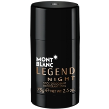 Mont Blanc Legend Night Deodorant Stick