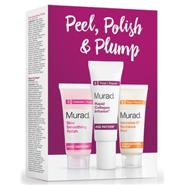Peel, Polish & Plump Kit