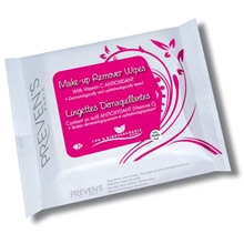 Prevens Large Make Up Remover Wipes