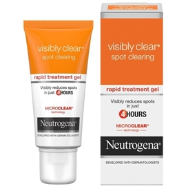 Visibly Clear Rapid Clear Treatment