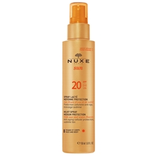 Nuxe SUN Milky Spray for Face and Body SPF 20