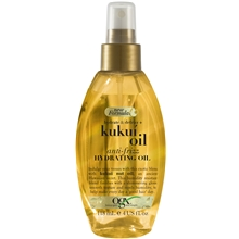 Ogx Kukui Oil Anti Frizz  Hydrating Oil