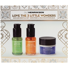 Love the 3 Little Wonders - Skincare Essentials