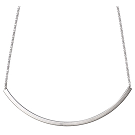 Crossing Lines Necklace
