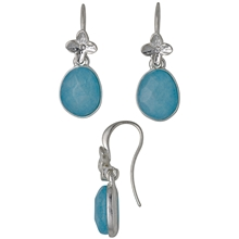 Precious Blue Earrings