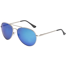 Blue Pilot Sunglasses