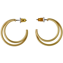 Havana Earrings - Gold Plated