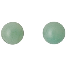 Morena Green Earrings
