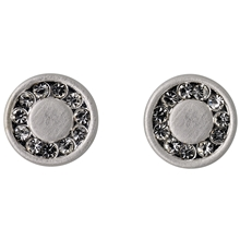 Nelly Earrings - Silver Plated