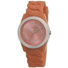 Coral Silicone Watch