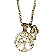 Annag Tree Necklace