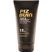 Piz Buin Tan & Protect Lotion SPF 15