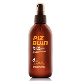 Tan & Protect Oil Spray SPF 6