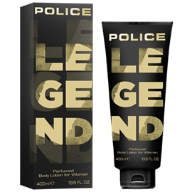 Police Legend for Woman - Body Lotion