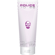 Police To Be Woman - Body Lotion