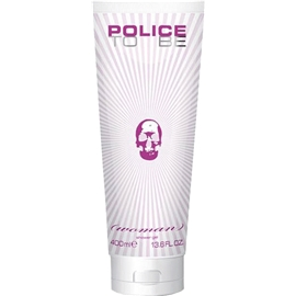 Police To Be Woman - Shower Gel