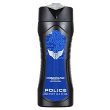 Police Cosmopolitan - Shower Gel